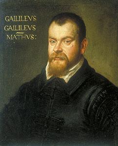 Galilei Ritratto Tintoretto