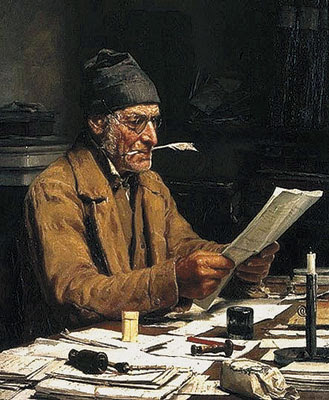 Vecchio studioso