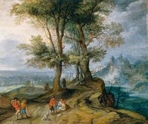 Brueghel Contadini
