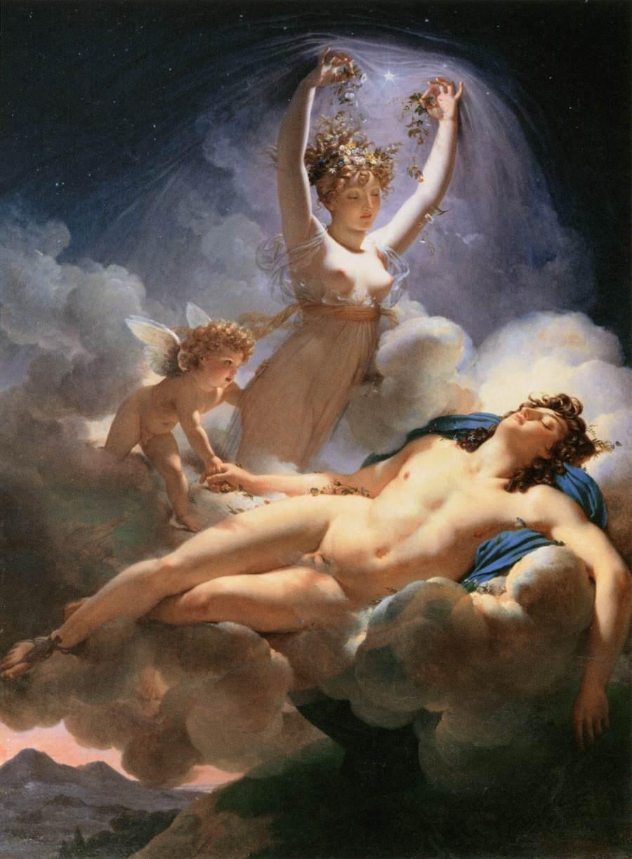 Pierre Narcis Guérin, Aurora e Cefalo, 1811