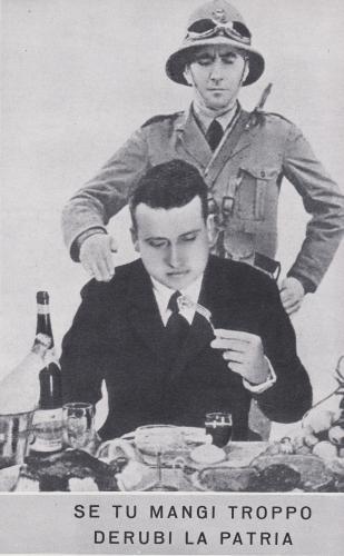 Fascismo Autarchia